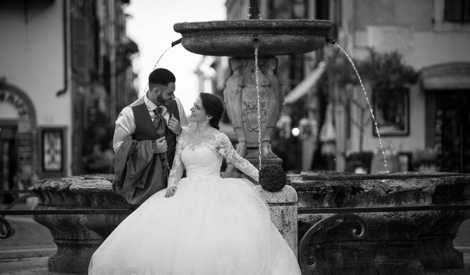 Il matrimonio di Beatrice e Mirko a Grottaferrata, Roma