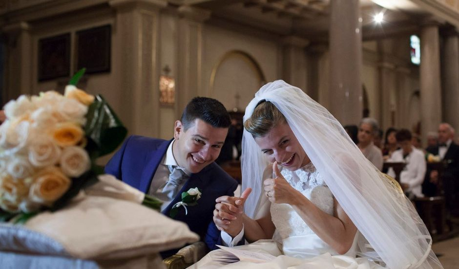 Il matrimonio di Emilio e Federica a Agnadello, Cremona
