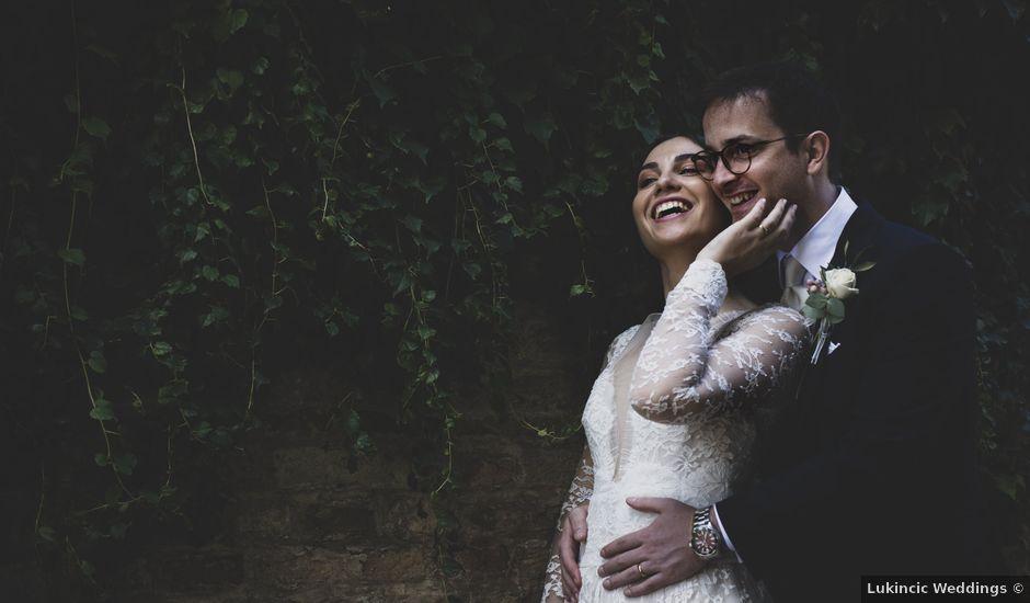 Il matrimonio di Leo e Letizia a Mogliano, Macerata