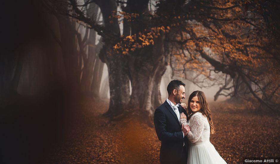 Il matrimonio di Fabio e Giulia a Tolentino, Macerata