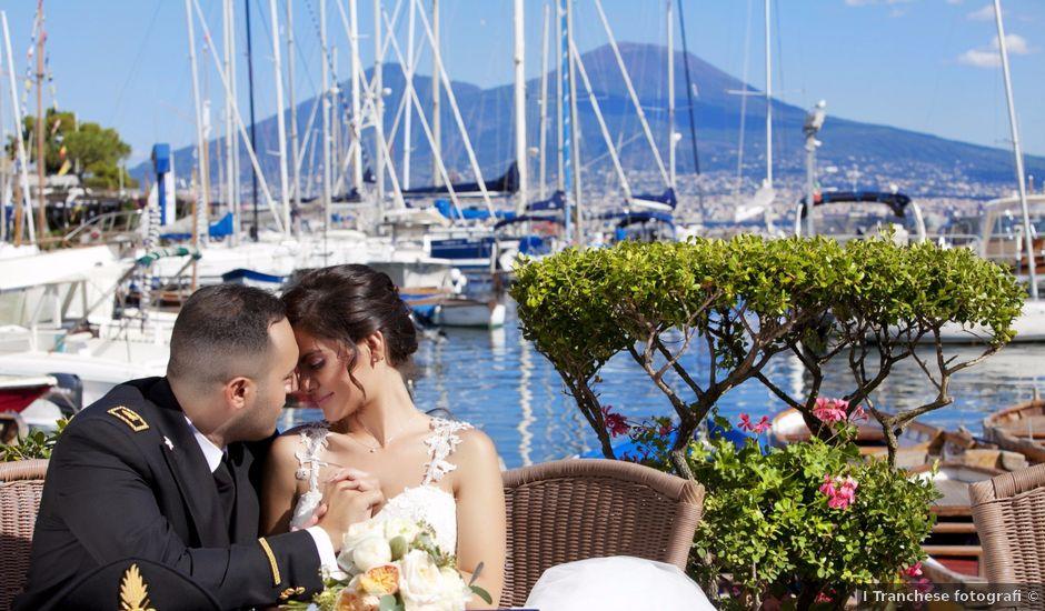 Il matrimonio di Fabio e Serena a Napoli, Napoli