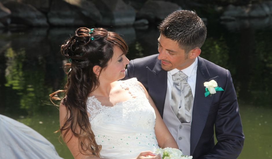 Il matrimonio di Giulio e Consuelo a Ternate, Varese
