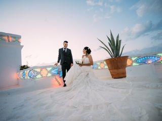 Le nozze di Katia e Mino