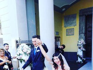 Le nozze di Veronica  e Fabrizio  1