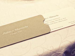 Le nozze di Manuela e Fabio 1