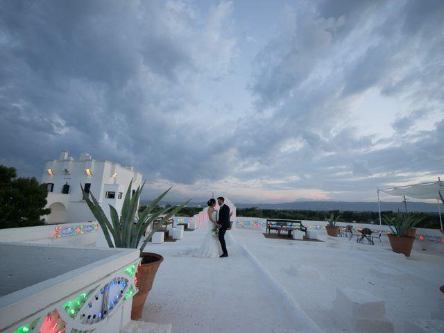 Il matrimonio di Mino e Katia a Savelletri, Brindisi 9