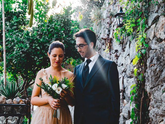 Le nozze di Ornella e Nicola