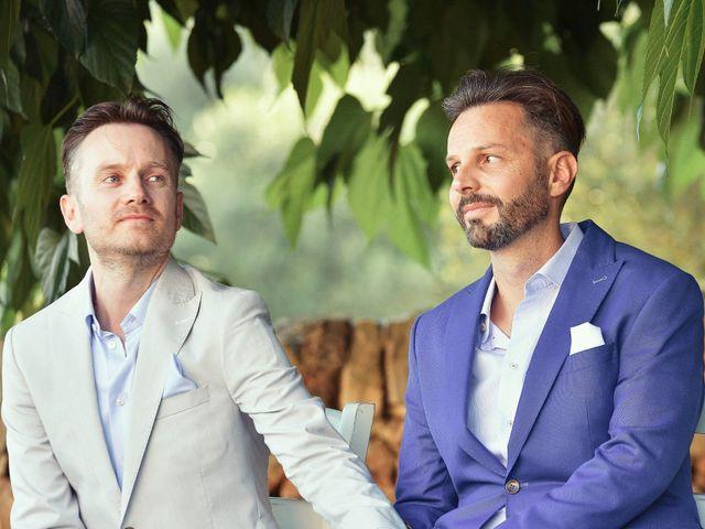 Il matrimonio di Geoff e Naigel a Ceglie Messapica, Brindisi 46