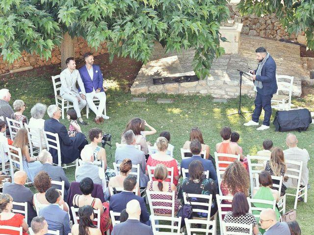 Il matrimonio di Geoff e Naigel a Ceglie Messapica, Brindisi 50