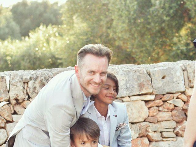 Il matrimonio di Geoff e Naigel a Ceglie Messapica, Brindisi 59