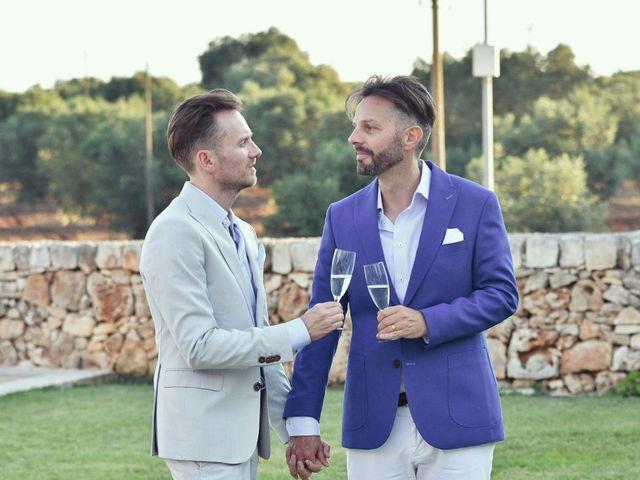 Il matrimonio di Geoff e Naigel a Ceglie Messapica, Brindisi 107