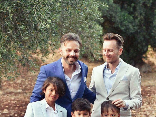 Il matrimonio di Geoff e Naigel a Ceglie Messapica, Brindisi 120