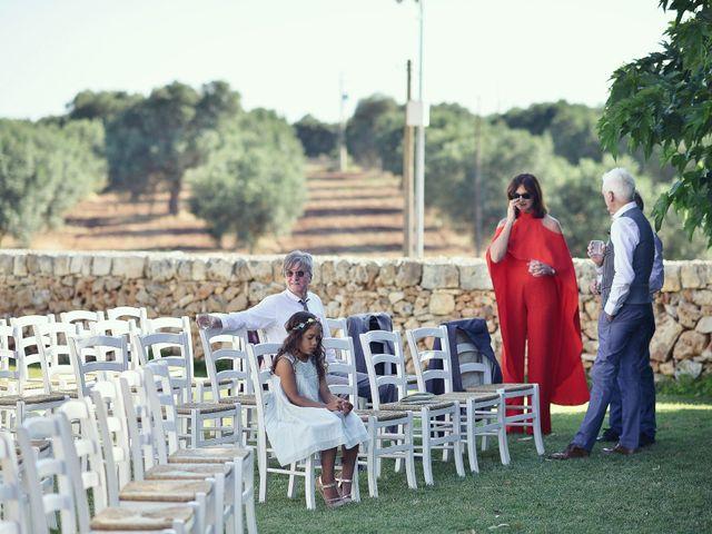 Il matrimonio di Geoff e Naigel a Ceglie Messapica, Brindisi 95