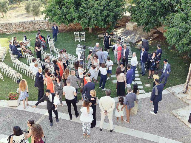 Il matrimonio di Geoff e Naigel a Ceglie Messapica, Brindisi 82