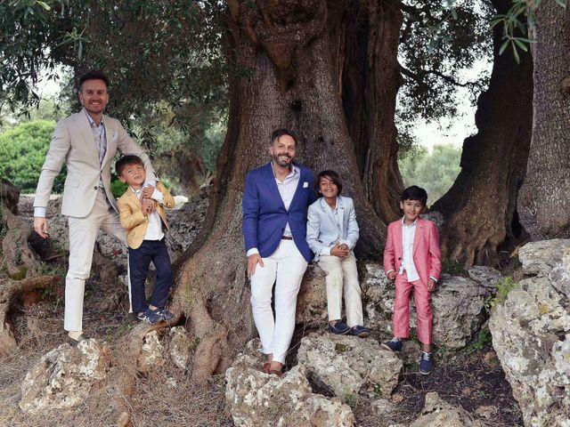 Il matrimonio di Geoff e Naigel a Ceglie Messapica, Brindisi 44