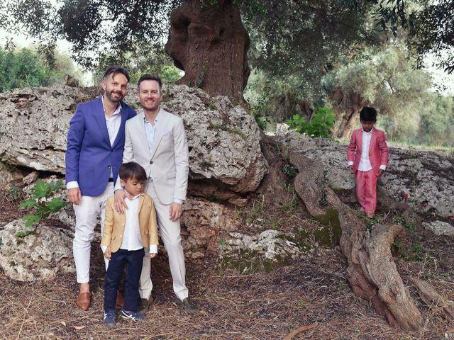Il matrimonio di Geoff e Naigel a Ceglie Messapica, Brindisi 13