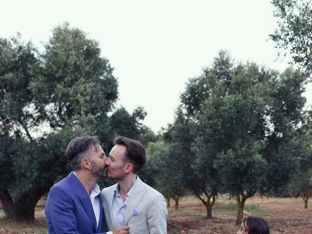 Il matrimonio di Geoff e Naigel a Ceglie Messapica, Brindisi 14