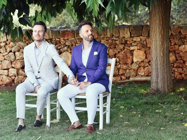 Il matrimonio di Geoff e Naigel a Ceglie Messapica, Brindisi 23