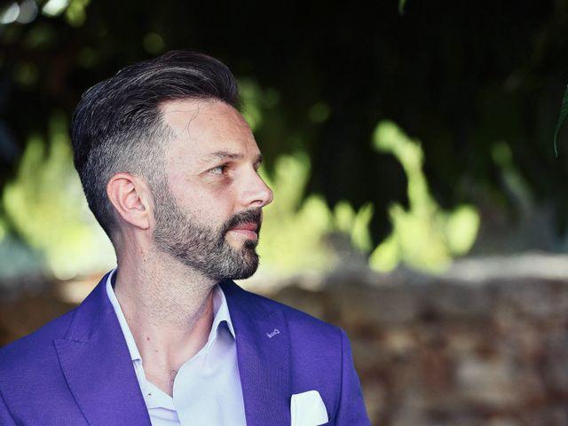 Il matrimonio di Geoff e Naigel a Ceglie Messapica, Brindisi 4