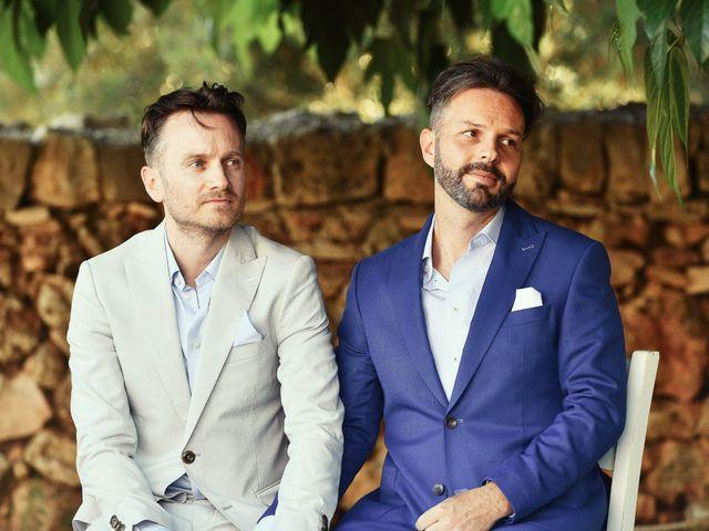 Il matrimonio di Geoff e Naigel a Ceglie Messapica, Brindisi 8