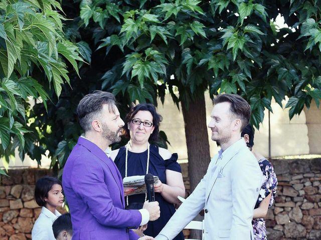 Il matrimonio di Geoff e Naigel a Ceglie Messapica, Brindisi 40