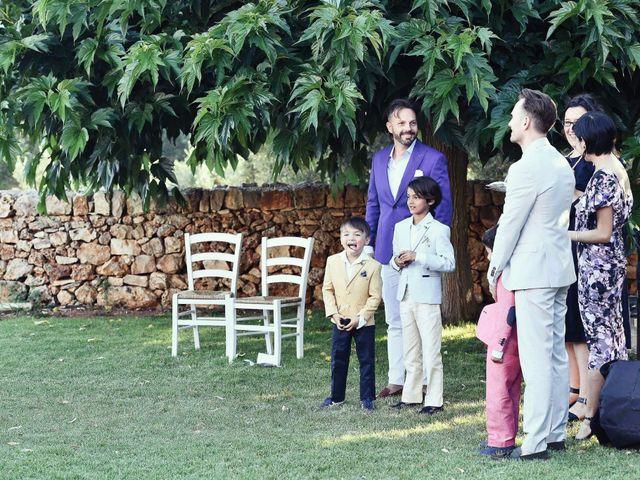 Il matrimonio di Geoff e Naigel a Ceglie Messapica, Brindisi 42
