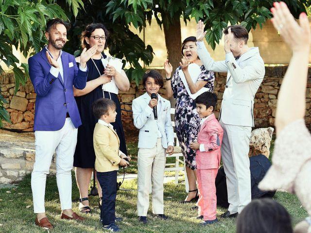 Il matrimonio di Geoff e Naigel a Ceglie Messapica, Brindisi 43
