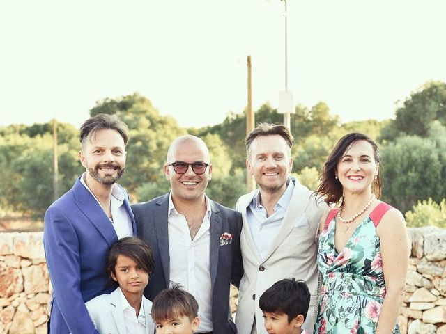Il matrimonio di Geoff e Naigel a Ceglie Messapica, Brindisi 27