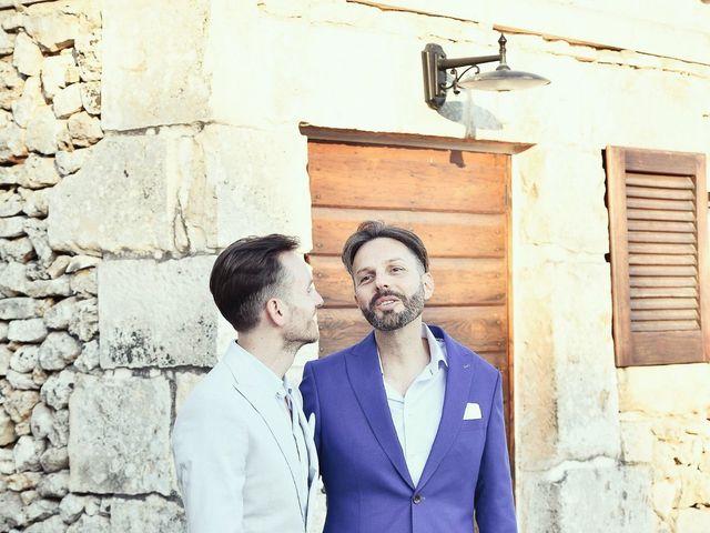 Il matrimonio di Geoff e Naigel a Ceglie Messapica, Brindisi 28