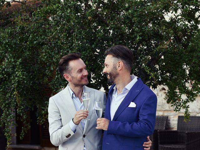 Il matrimonio di Geoff e Naigel a Ceglie Messapica, Brindisi 25