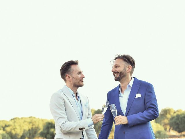 Il matrimonio di Geoff e Naigel a Ceglie Messapica, Brindisi 29