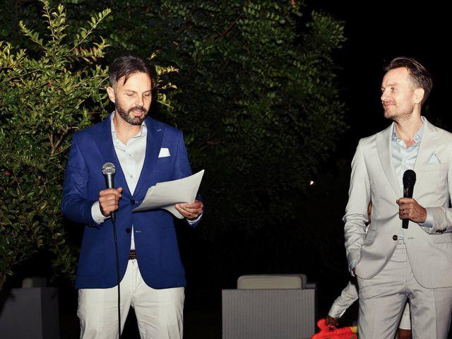 Il matrimonio di Geoff e Naigel a Ceglie Messapica, Brindisi 35