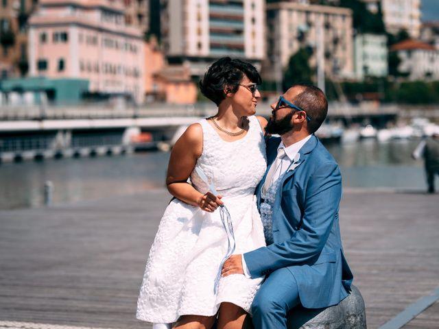 Il matrimonio di Giuseppe e Martina a Niella Tanaro, Cuneo 34