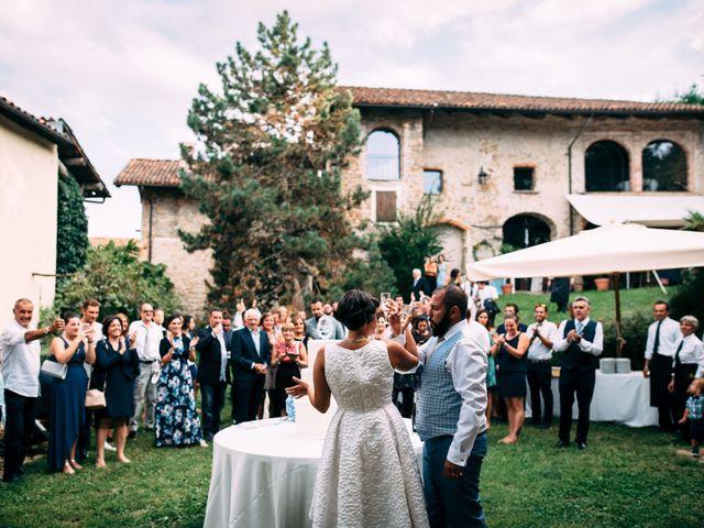 Il matrimonio di Giuseppe e Martina a Niella Tanaro, Cuneo 45