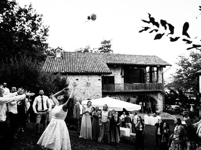 Il matrimonio di Giuseppe e Martina a Niella Tanaro, Cuneo 47