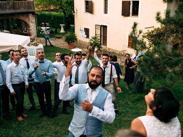 Il matrimonio di Giuseppe e Martina a Niella Tanaro, Cuneo 48