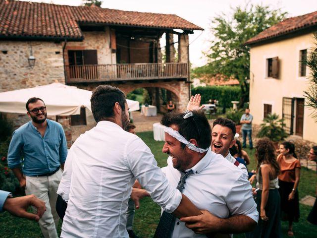Il matrimonio di Giuseppe e Martina a Niella Tanaro, Cuneo 49
