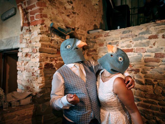 Il matrimonio di Giuseppe e Martina a Niella Tanaro, Cuneo 53
