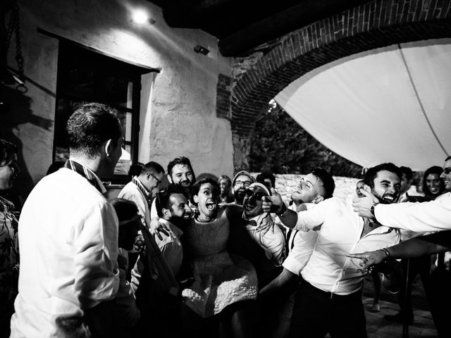 Il matrimonio di Giuseppe e Martina a Niella Tanaro, Cuneo 61