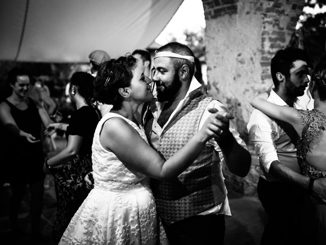 Il matrimonio di Giuseppe e Martina a Niella Tanaro, Cuneo 62