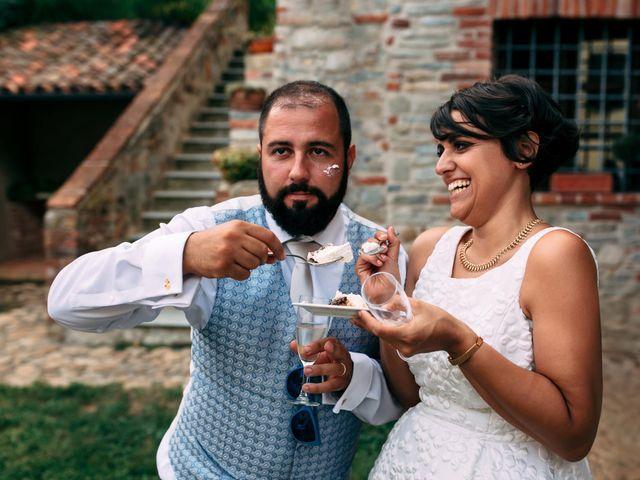 Il matrimonio di Giuseppe e Martina a Niella Tanaro, Cuneo 46