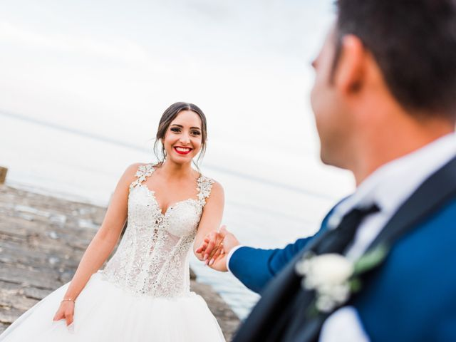 Il matrimonio di Giovanni e Arianna a Pozzallo, Ragusa 15