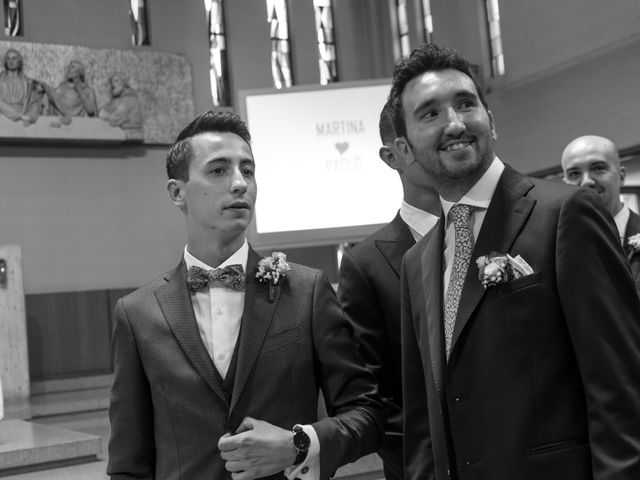Il matrimonio di Paolo e Martina a Lissone, Monza e Brianza 19