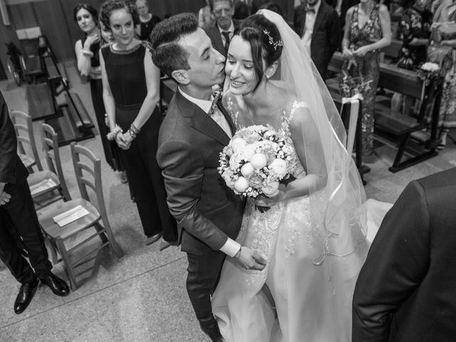 Il matrimonio di Paolo e Martina a Lissone, Monza e Brianza 22