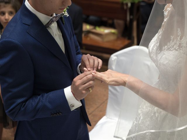 Il matrimonio di Paolo e Martina a Lissone, Monza e Brianza 27