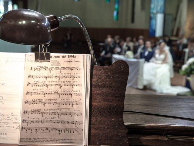 Il matrimonio di Paolo e Martina a Lissone, Monza e Brianza 29