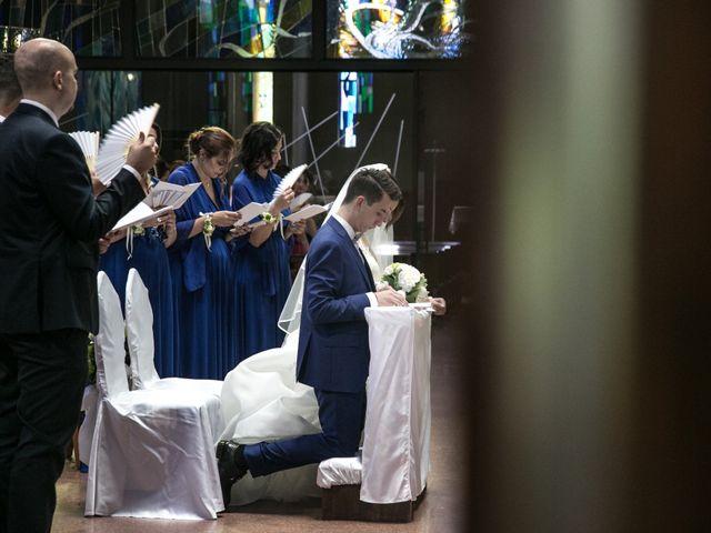Il matrimonio di Paolo e Martina a Lissone, Monza e Brianza 30