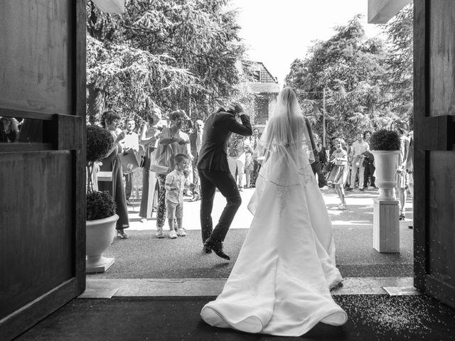 Il matrimonio di Paolo e Martina a Lissone, Monza e Brianza 34