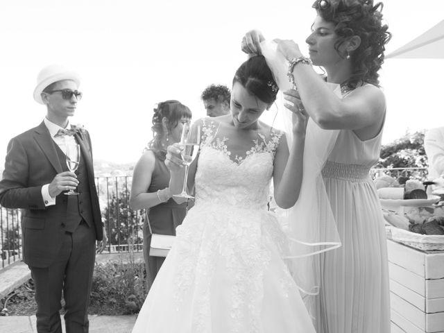 Il matrimonio di Paolo e Martina a Lissone, Monza e Brianza 40