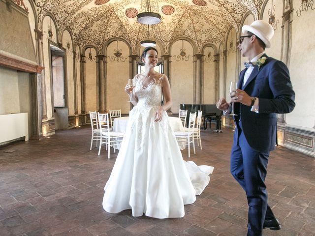 Il matrimonio di Paolo e Martina a Lissone, Monza e Brianza 42